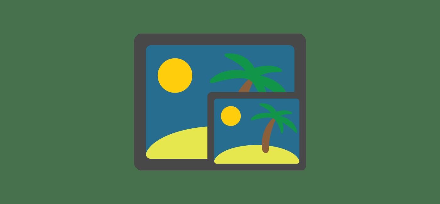 Batch resize using linux. Resizing png images