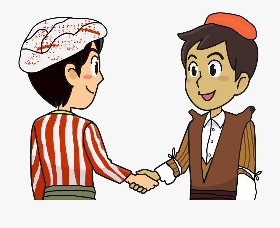 Clip art shake hand. Handshake clipart respect