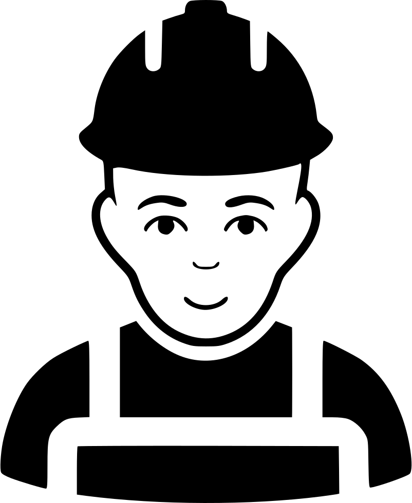 Builder svg png icon. Respect clipart buddhist priest