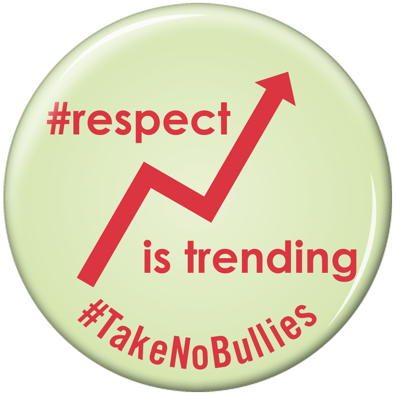Takenobullies are you a. Respect clipart bullying