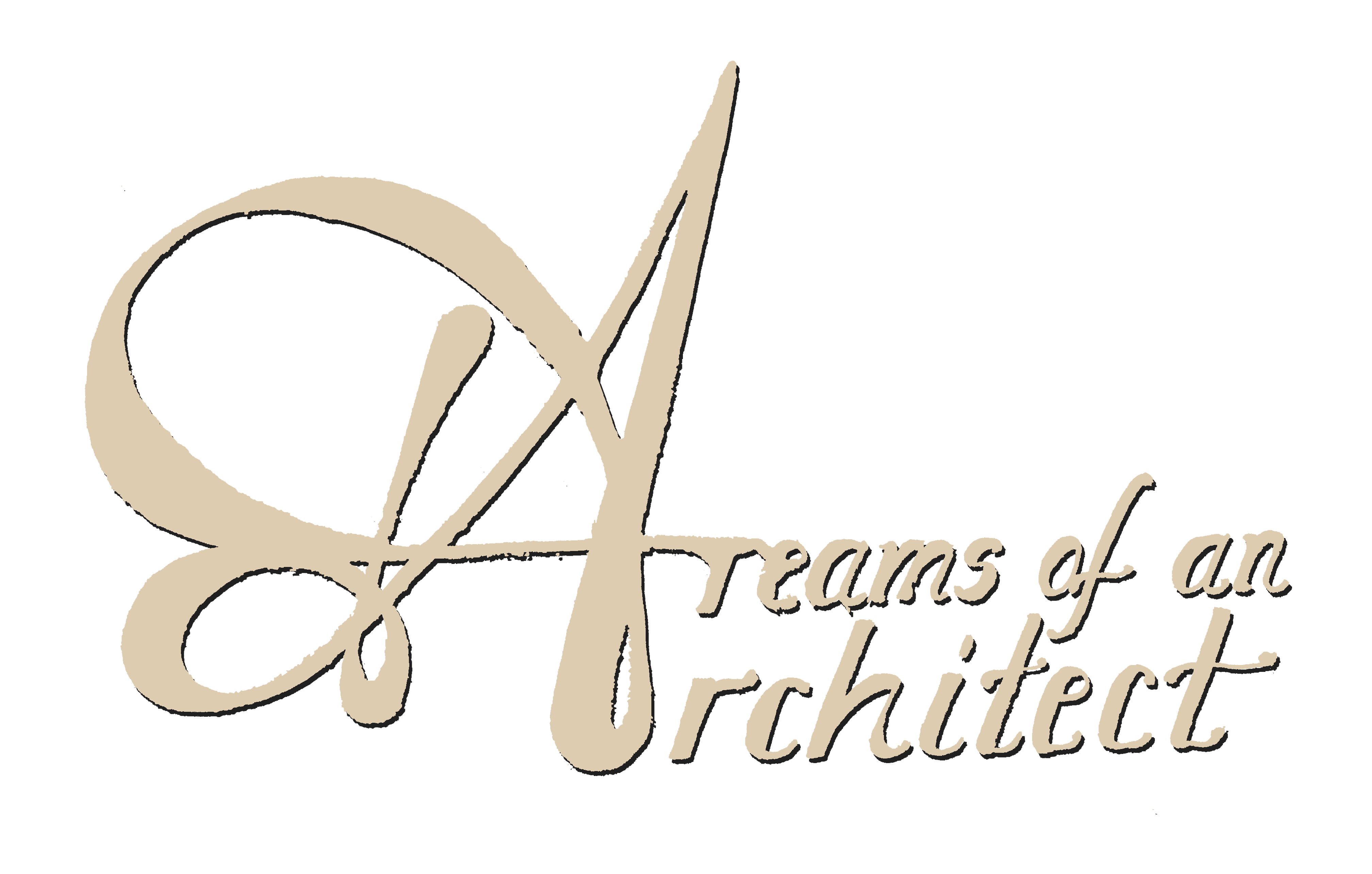 Respect clipart calligraphy. Home dreams of an