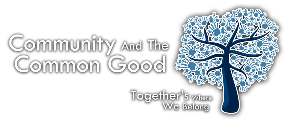 Community and the home. Respect clipart common good
