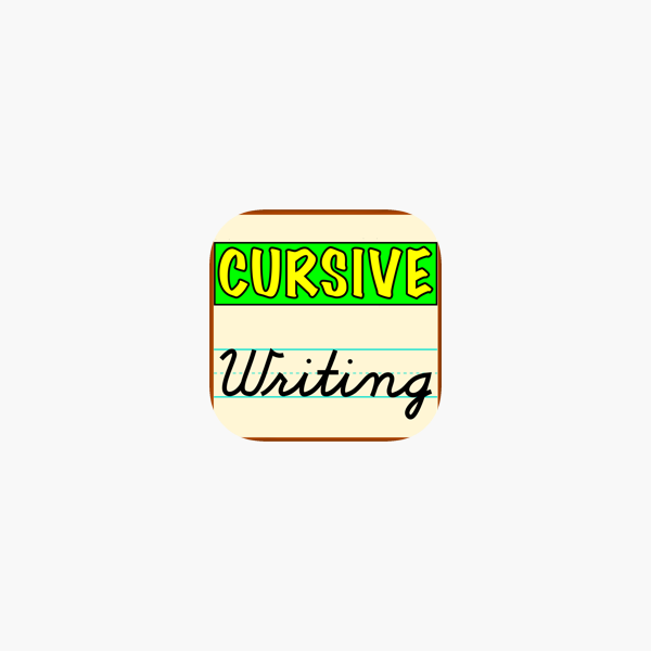 Writing on the app. Respect clipart cursive