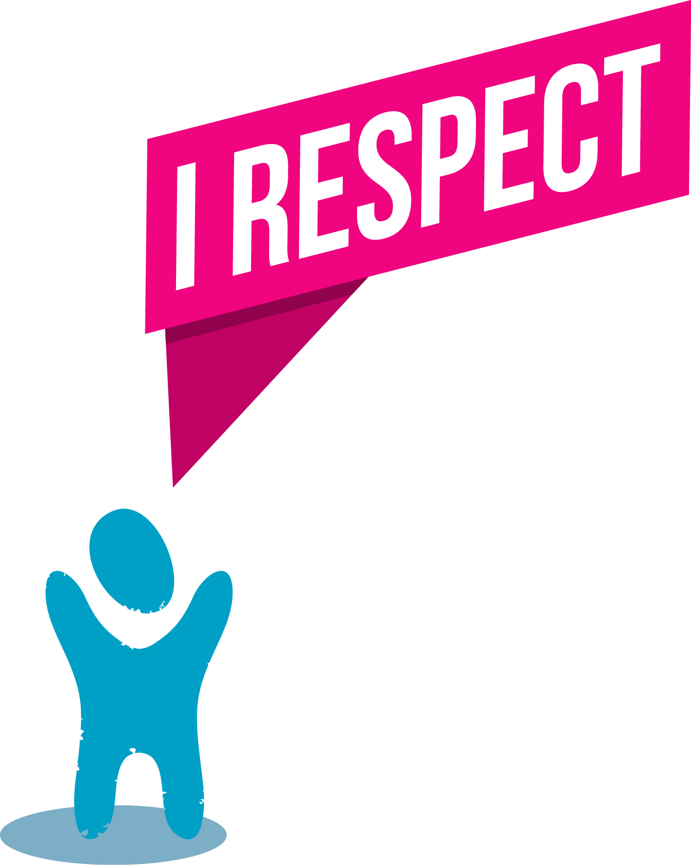 Young clipart respect other. Schools burton youth for