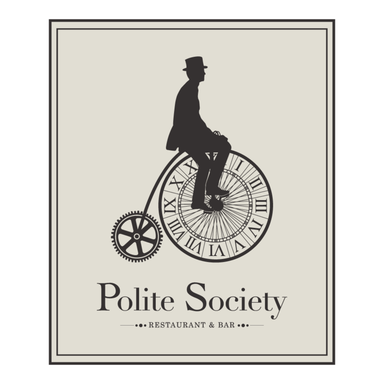 Gift certificate society politesocietycolorpng. Respect clipart polite