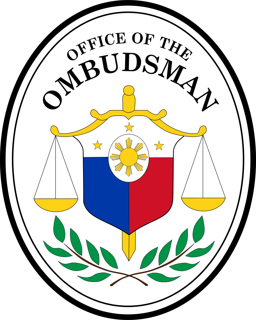 File ombudsman of the. Respect clipart symbol filipino