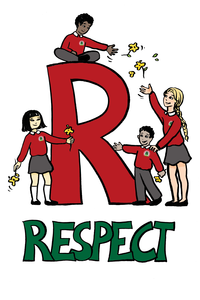 Children showing free images. Respect clipart toddler