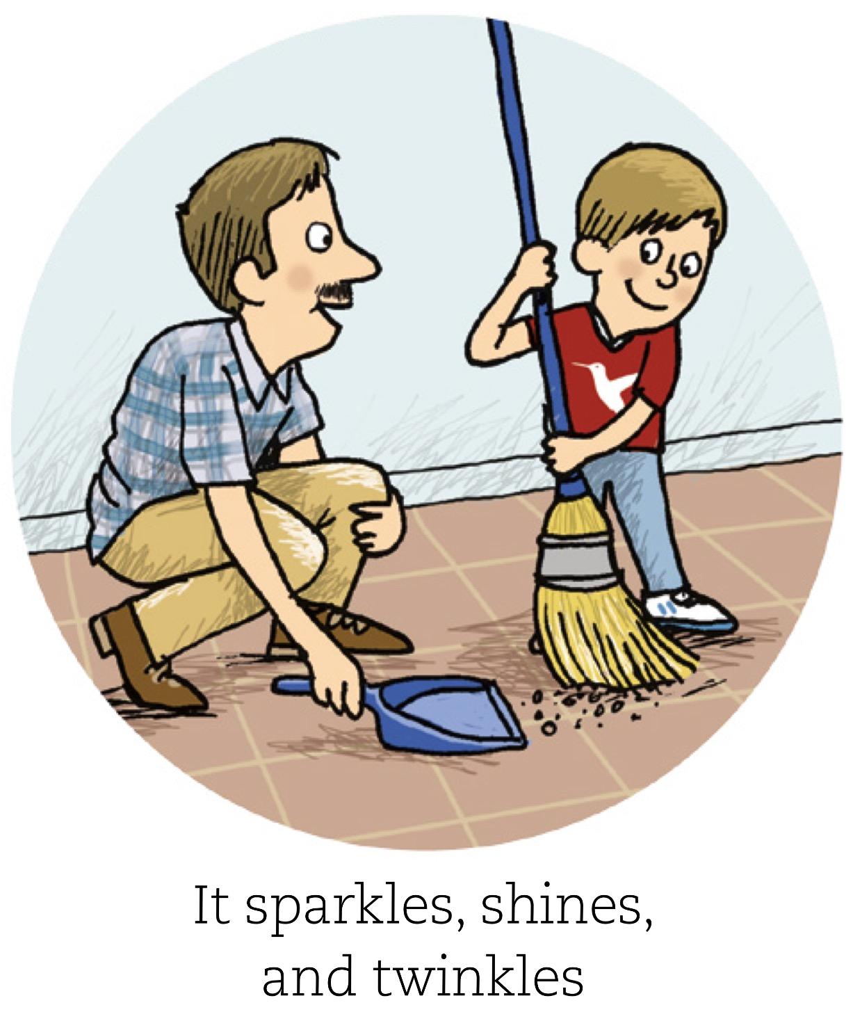 Work teaching lds children. Responsibility clipart