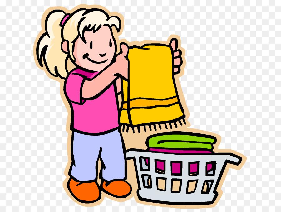 Responsibility clipart. Laundry room hamper clothes