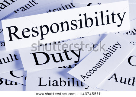 collection of job. Responsibility clipart