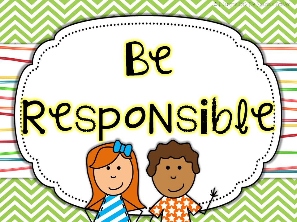 Free responsibility cliparts download. Laundry clipart responsible student