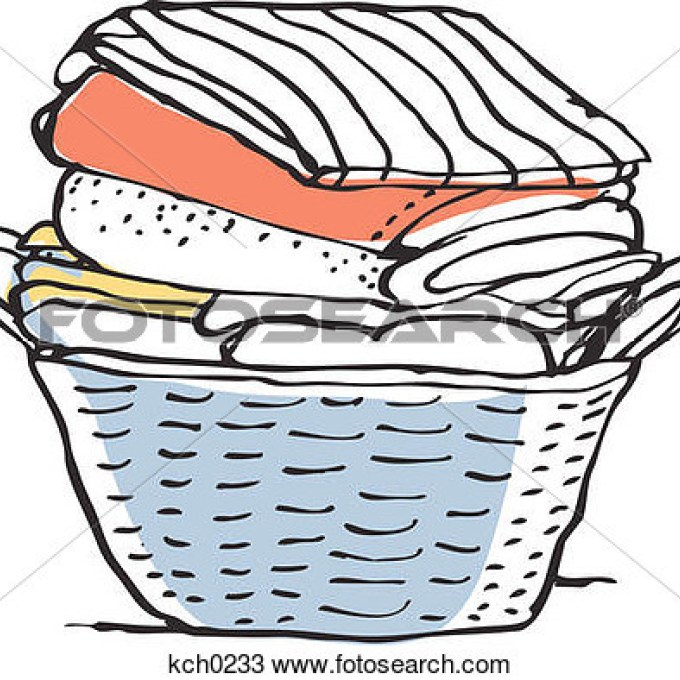 Responsibility clipart laundry basket. At getdrawingscom free for