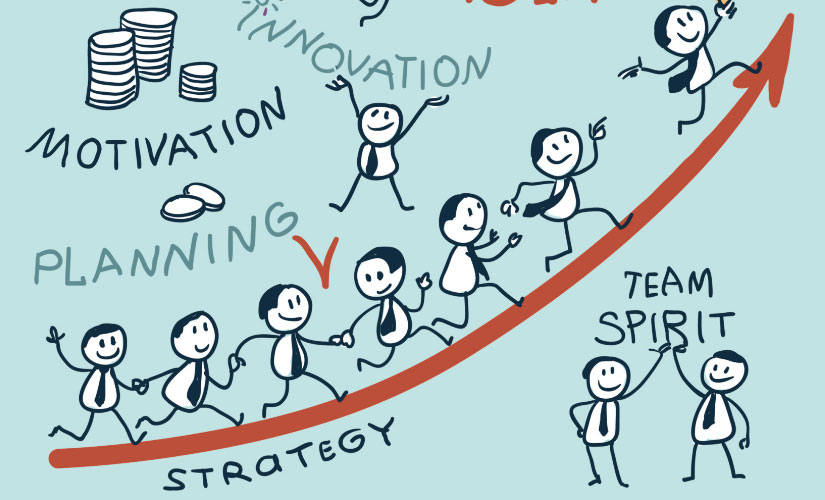 Trust clipart organizational commitment. Mars model the impact