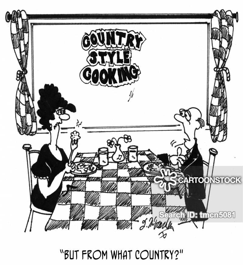 Restaurants clipart bad restaurant. Cartoons and comics funny