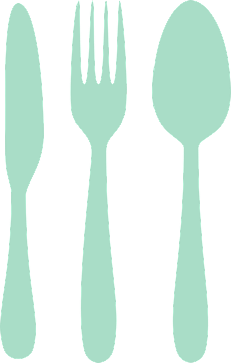 Silverware cliparts restaurant shop. Restaurants clipart dinner