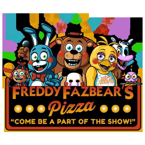 Restaurants clipart restaurant host. Freddy fazbear s pizza