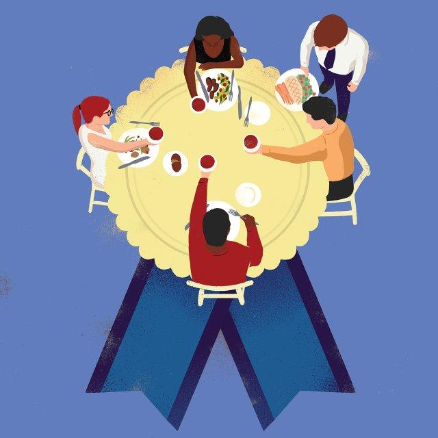 Restaurants clipart restaurant host. Readers picks for best