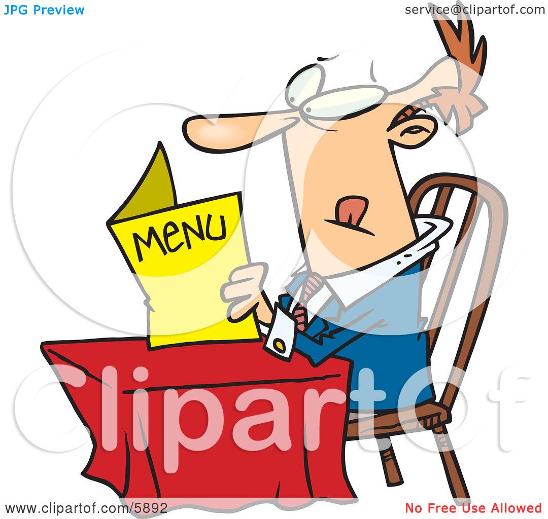 Restaurants clipart restaurant menu. Free download best