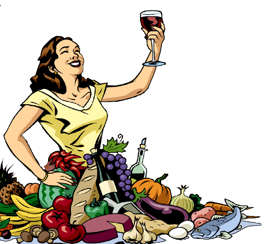 Julia s wallingford and. Restaurants clipart restaurant person