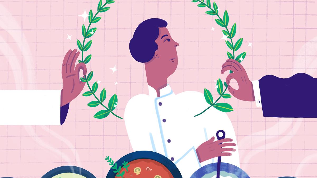 Restaurants clipart restaurant scene. Awards like the world