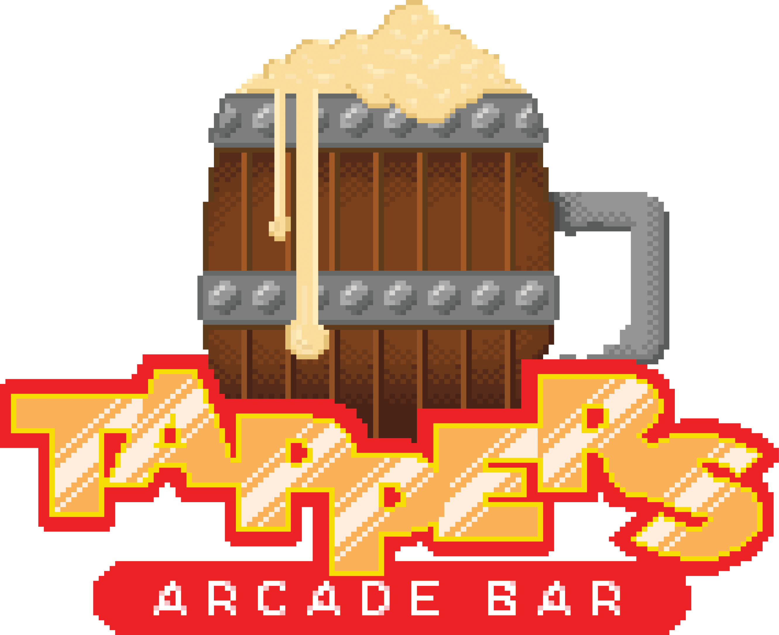 Tappers bar downtown level. Restaurants clipart retro restaurant