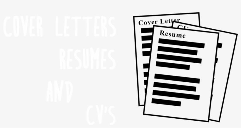 Resume clipart cover letter, Resume cover letter ...