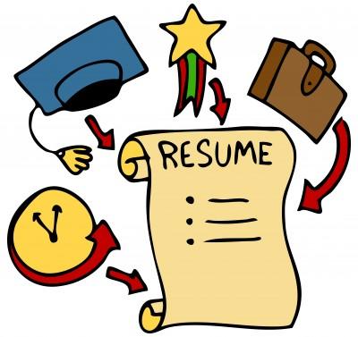 Resume Clipart Job Seeker Resume Job Seeker Transparent Free For