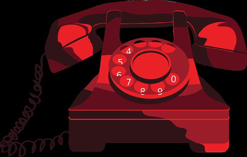 Free telephone clip art. Retro clipart enforcement