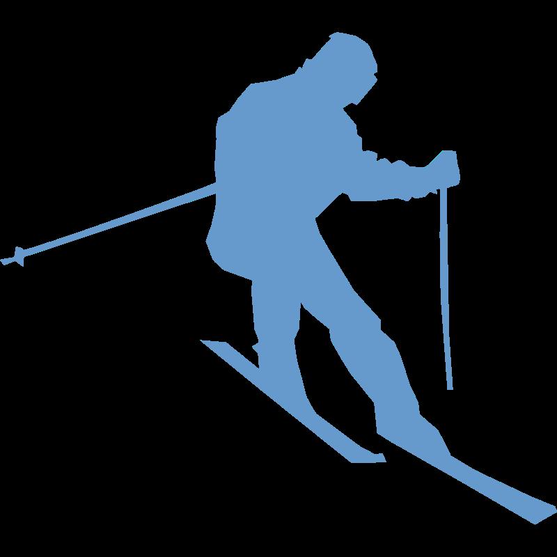 Retro clipart ski. Clip art cliparts co