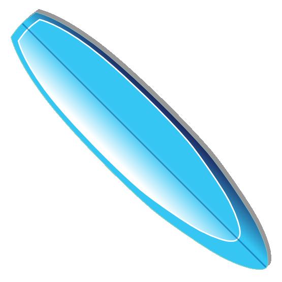 White clipart surfboard. Clip art cliparts co