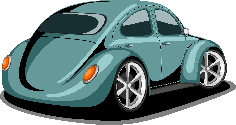 Car png download free. Retro clipart vector