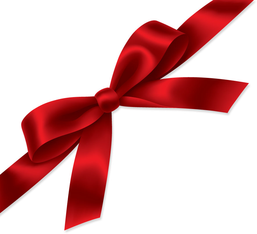 Ribbon png images. Red image purepng free
