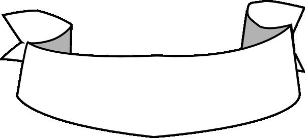 Ribbon vector png. Banner t clip art