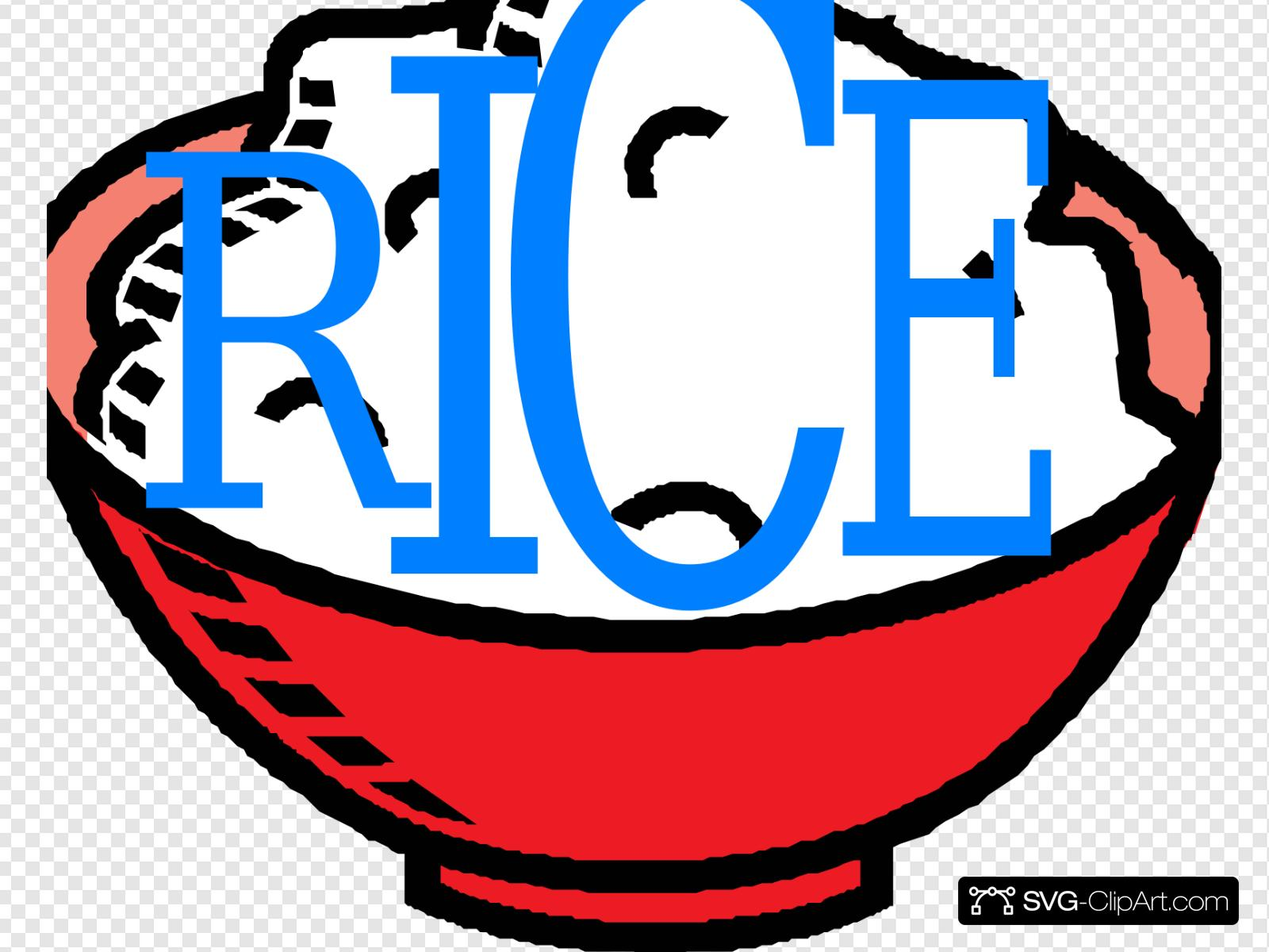 Rice clipart svg. Clip art icon and