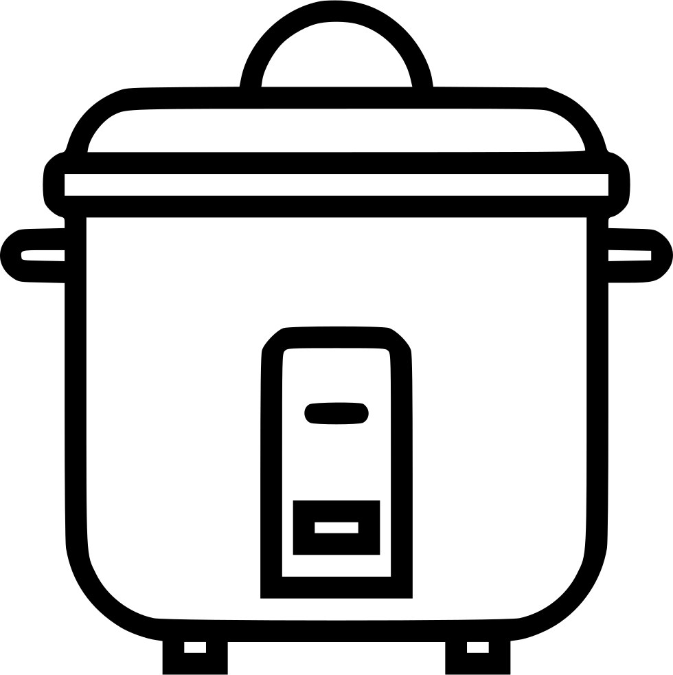 Cooker png icon free. Rice clipart svg