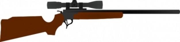 Rifle clipart. Clip art panda free