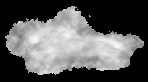 Nimbostratus cloud clipart lunar. Rising smoke png
