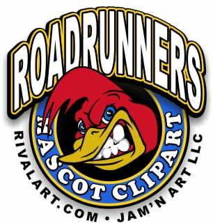Roadrunner clipart. On rivalart com