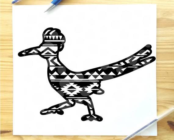 Roadrunner clipart desert bird, Roadrunner desert bird ...