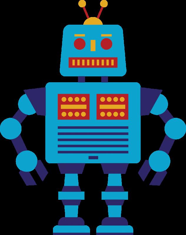 Robot cool robot