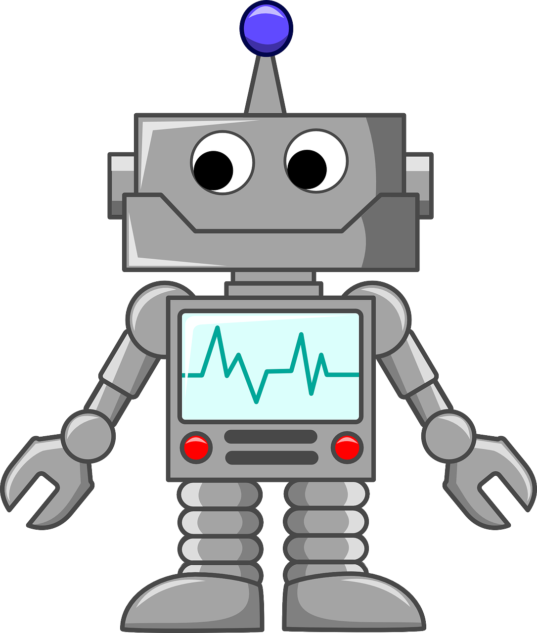 Technology clipart stem. Are robots taking over