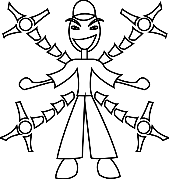 Robot clipart robot arm. Clipartist net clip art