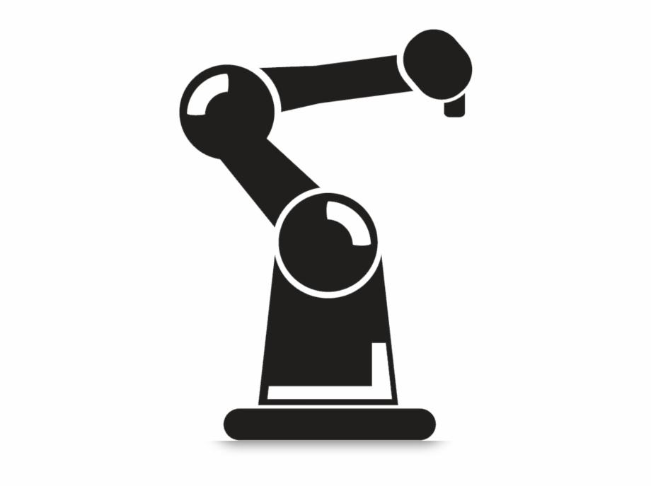 Bot round icon free. Robot clipart robot arm