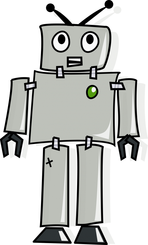 Png free images toppng. Robot clipart transparent background