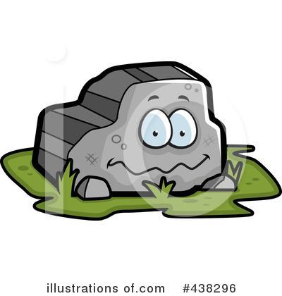 Rock clipart. Clip art free panda