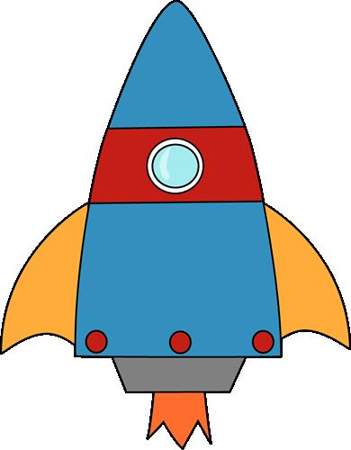 Blasting off craft ideas. Spaceship clipart rocket math