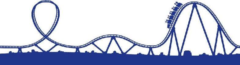 Rollercoaster clipart. Roller coaster clipartix photo