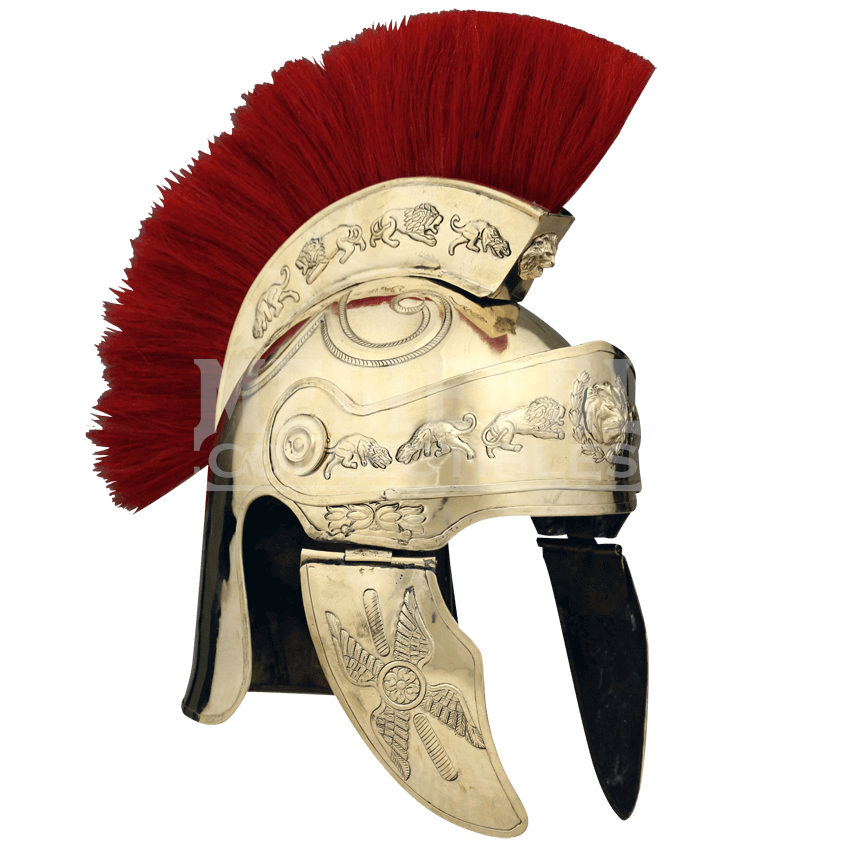 Ludovisi battle ah from. Roman helmet png