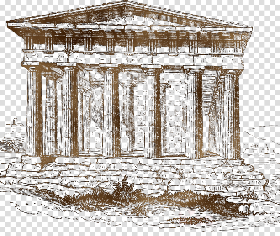 Rome Clipart Ancient Temple Rome Ancient Temple Transparent Free For Download On Webstockreview 2020