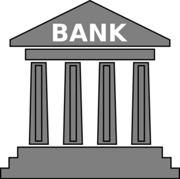 The bitcoin bank welcome. Rome clipart ancient temple